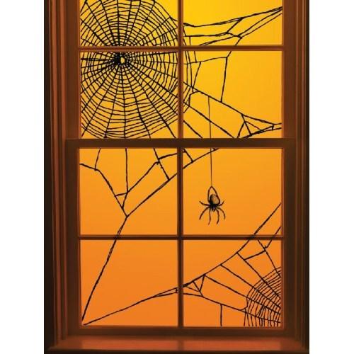 Medium Crop Of Halloween Window Decorations