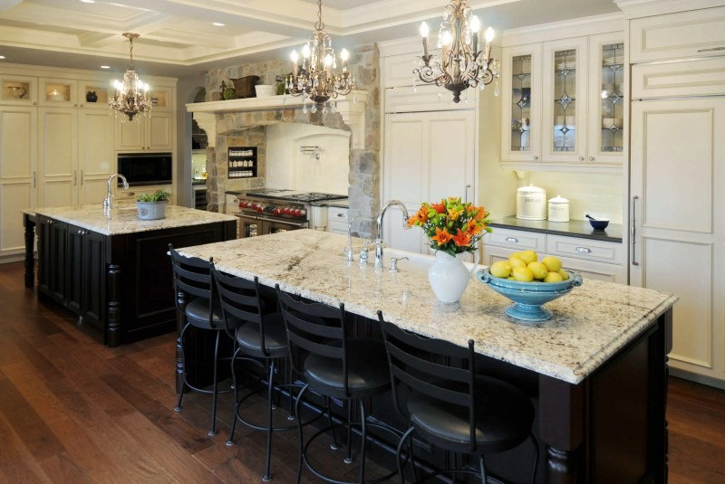 Large Of Kitchen With Island Ideas