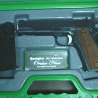 Remington 1911 R1: A twin, not a clone