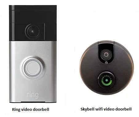 skybell vs ring  sc 1 st  Wireless Doorbell & Skybell vs Ring u2013 which is the best video doorbell for home