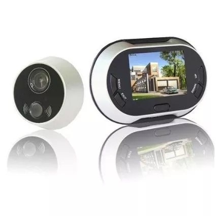 LERWAY Digital Door Viewer Doorbell Security Camera Cam