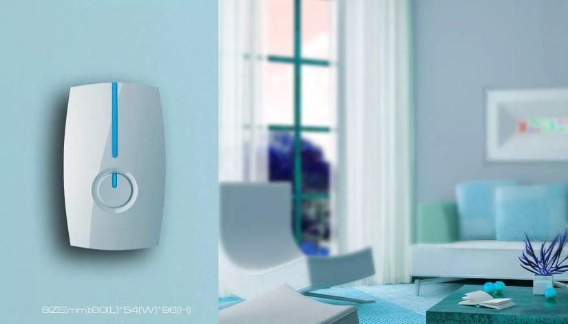 SadoTech Modern Series G Wireless Doorbell