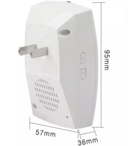 SadoTech Modern Wireless Doorbell