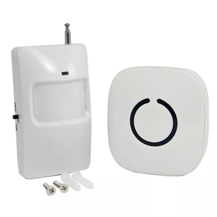 SadoTech Wireless Motion Sensor Doorbell