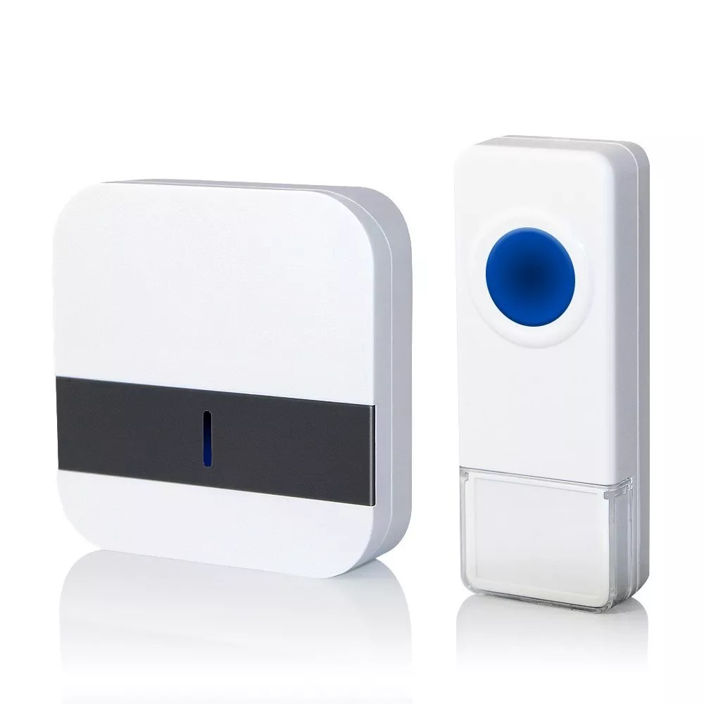 There are many portable wireless doorbells available in the market but this one is the best wireless doorbell from all the door chime.  sc 1 st  Wireless Doorbell & Portable Wireless Doorbell Chime Kit Operating up 1000 ft