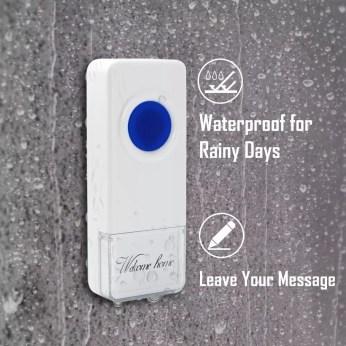 Wireless Doorbell Chime Kit