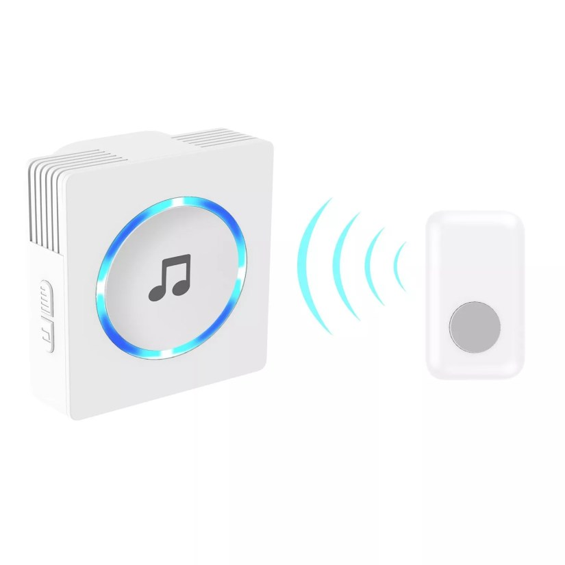 JETech Wireless DoorBell