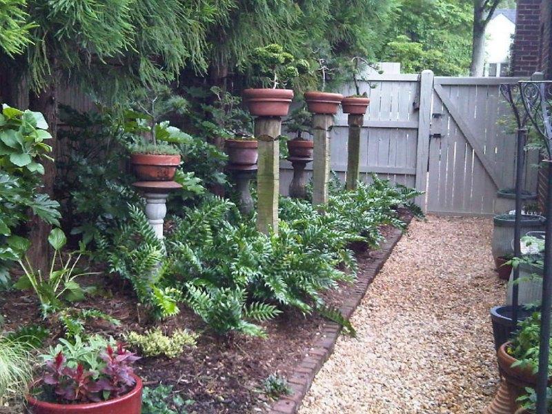 Large Of Small Backyard Fence