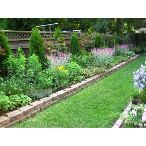 Medium Crop Of Backyard Gardens Ideas