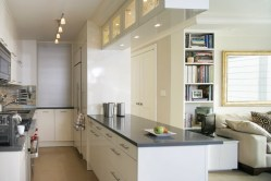 Small Of Kitchen Floor Plans Small Spaces