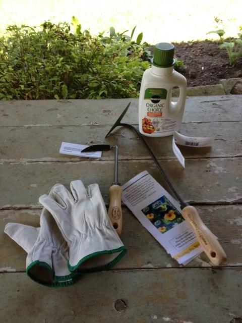 Weeding Tool List