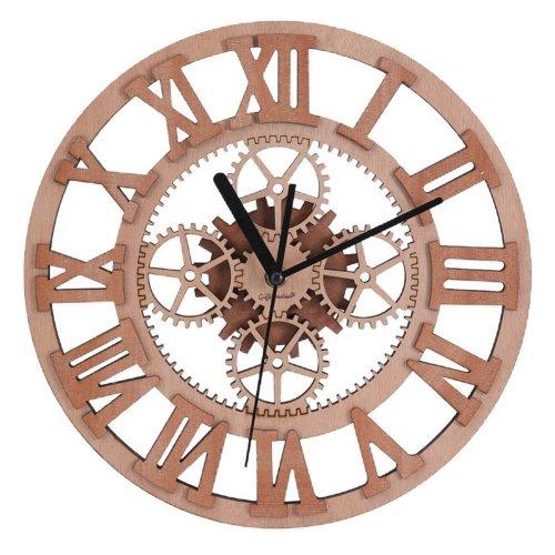 Medium Of Gear Clock Design