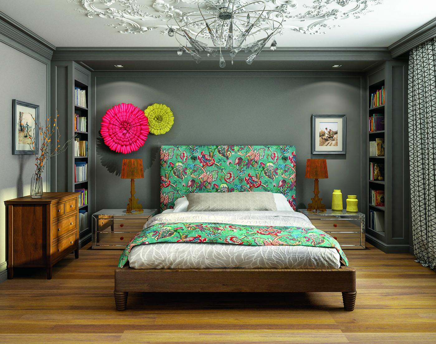 Fullsize Of Asymmetrical Wall Shelves