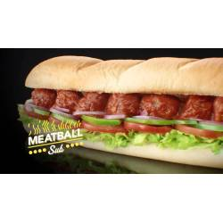 ... Small Crop Of Subway Meatball Sub