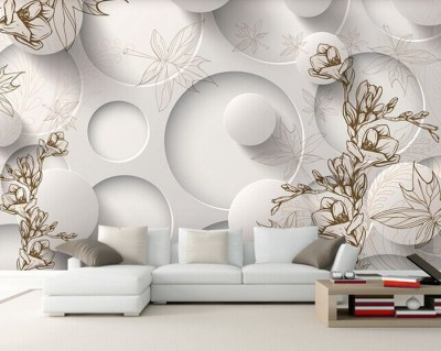 3D Wallpaper for Living Room: 15 Amazingly Realistic Ideas - Home Loof