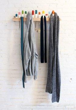 Small Of Modern Coat Rack