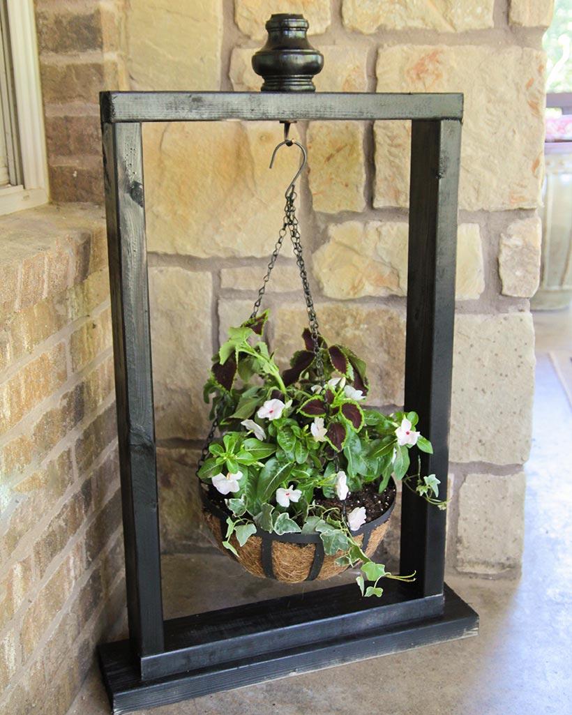 Fullsize Of Hanging Window Herb Garden