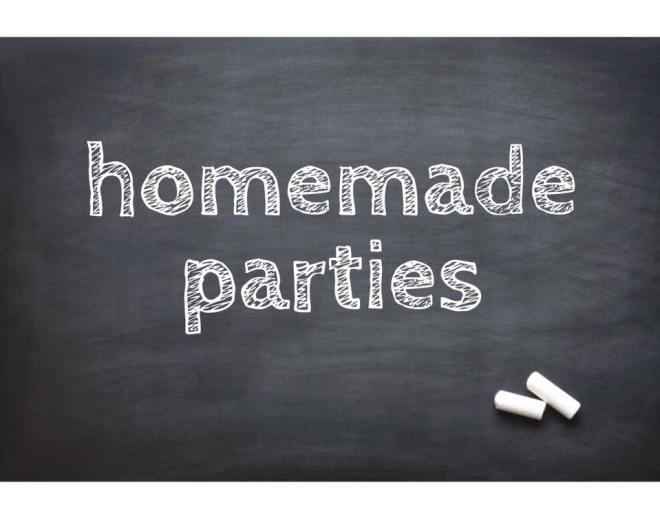 Homemade Parties DIY Party