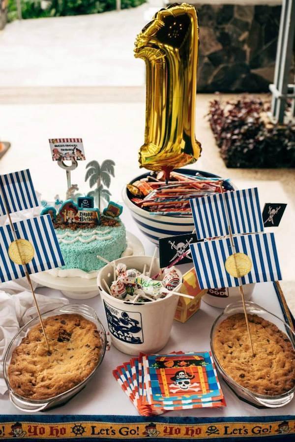 Homemade Parties DIY Jake and the Neverland Birthday09