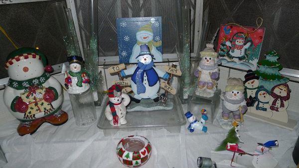 Homemade Parties Christmas House43