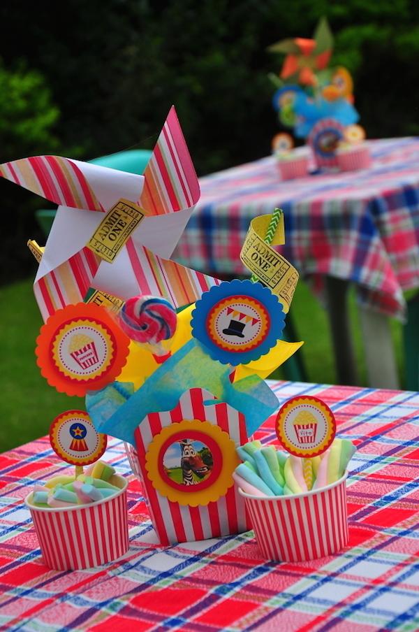 Homemade Parties DIY Party_Circus Party_Vito08