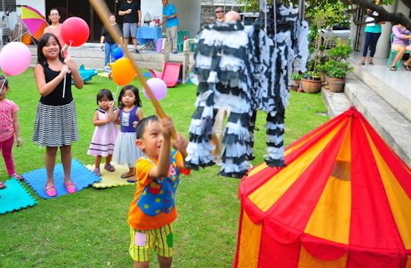 Homemade Parties DIY Party_Circus Party_Vito15