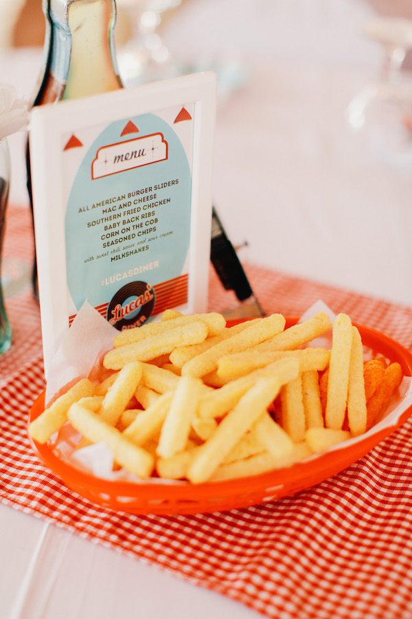 Homemade Parties_DIY Party_50s Diner Party_Lucas46