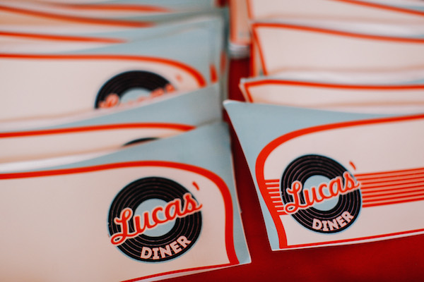 Homemade Parties_DIY Party_50s Diner Party_Lucas85