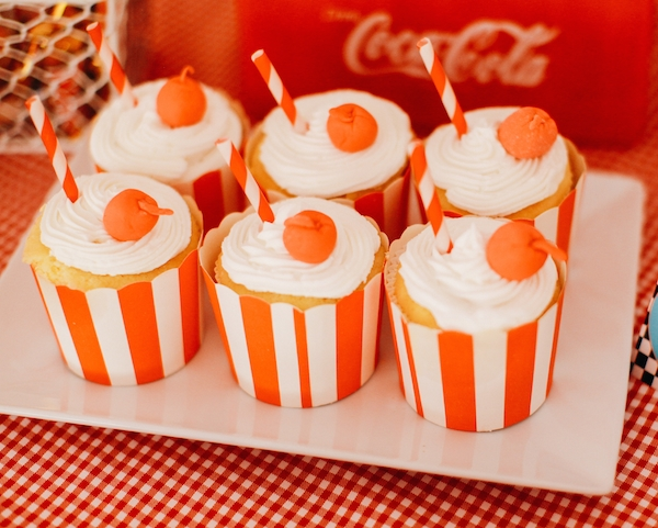 Homemade Parties_DIY Party_50s Diner Party_Lucas86