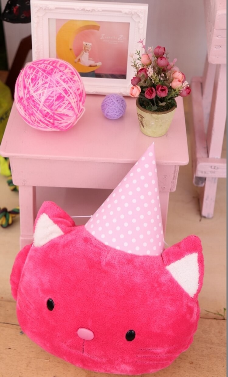 Homemade Parties_DIY Party_Kawaii Cat Party_Isabelle14
