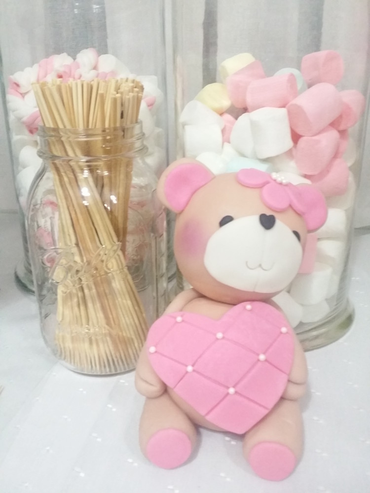 Homemade Parties DIY Party _Bear Party Tali01