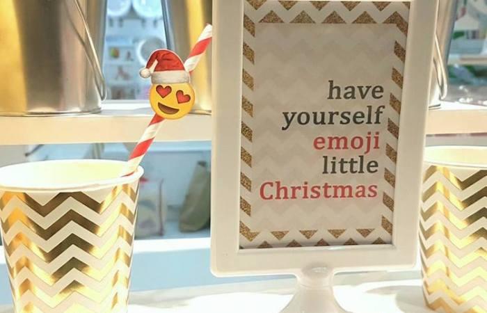 Emoji Little Christmas, Part 2
