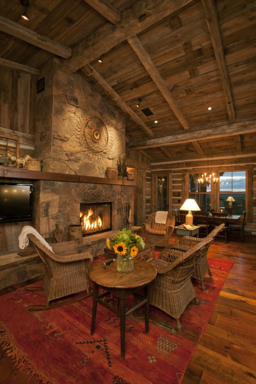 Medium Of Home Interior Western Pictures