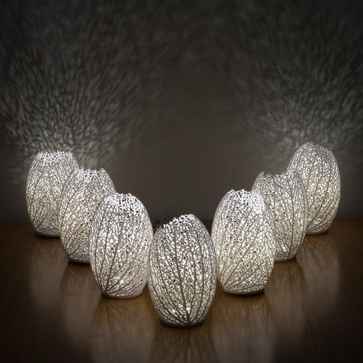 3D printed lamps