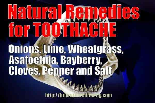 toothache home remedies meme