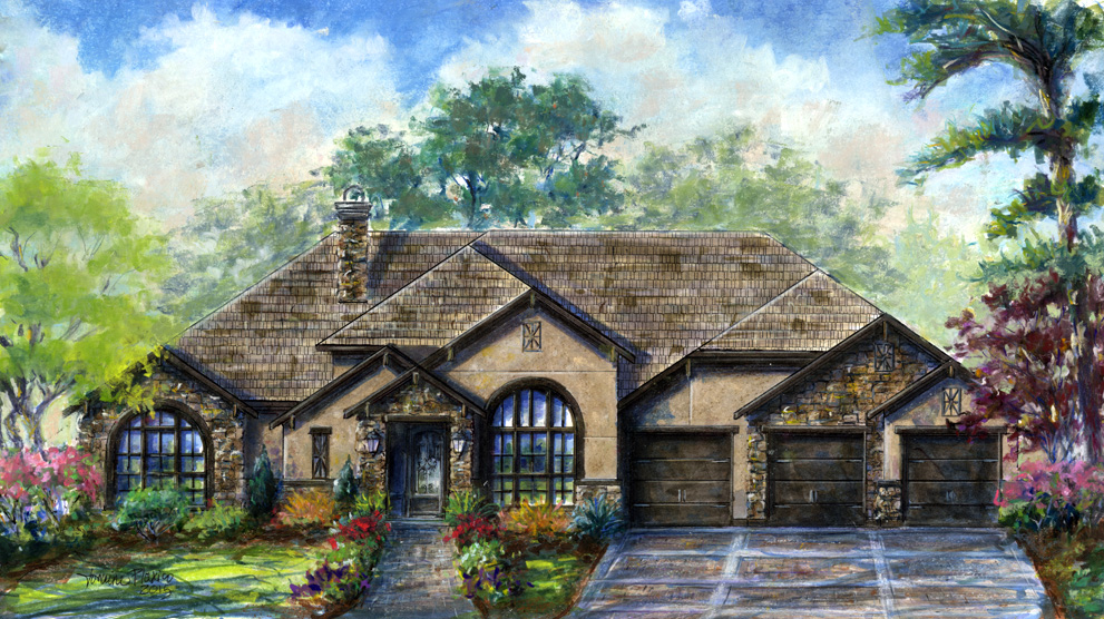 New custom single level home for sale in cypress tx for One level houses for sale