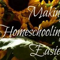 Making Homeschooling Easier on Everyone