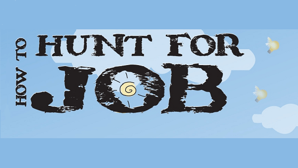 How to Hunt for a Job