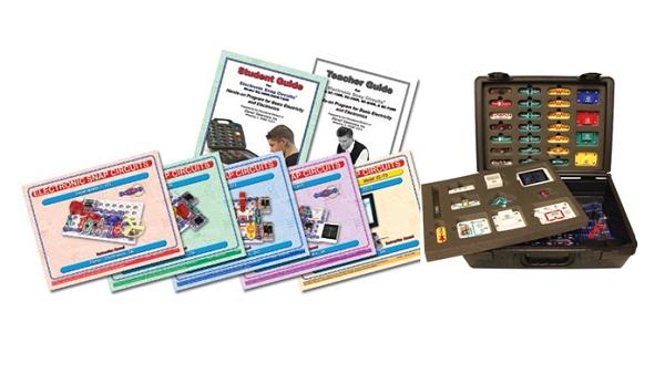Snap Circuits SC-750R Student Electronics Training Program