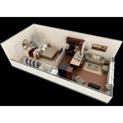 Medium Crop Of Small Apartment Floor Plans