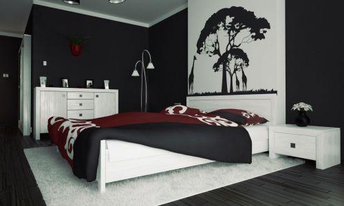 Medium Of Black Bedroom Decorations