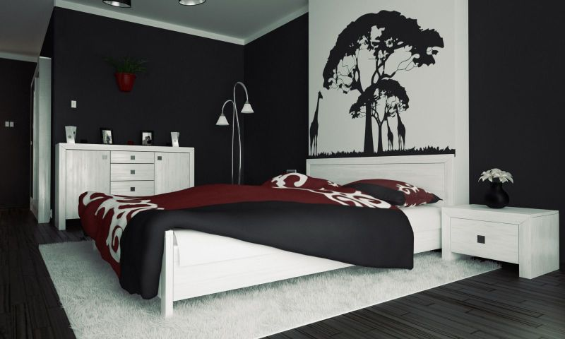 Large Of Black Bedroom Decorations