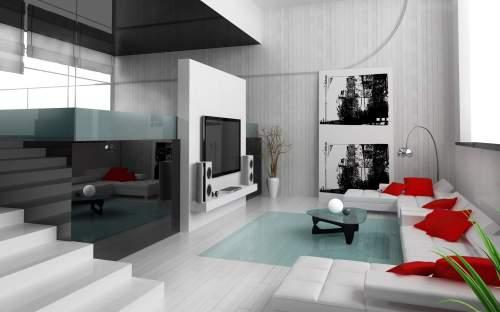 Medium Of Interior Home Decoration Pictures