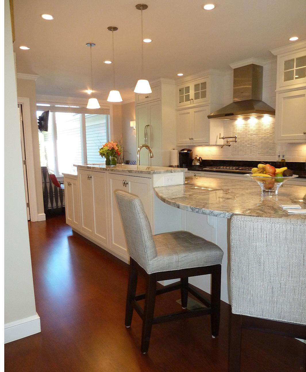 Fullsize Of Modern Kitchen Island Table