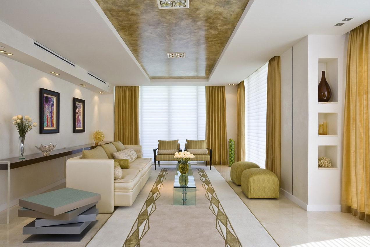 Fullsize Of Decorate Long Living Room