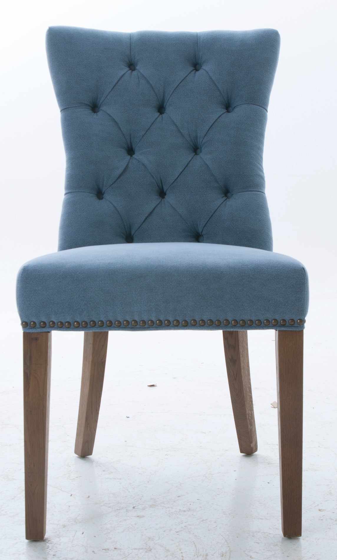 dining chairs upholstered kitchen chairs COmfortable Blue Upholstered Dining Room Chair