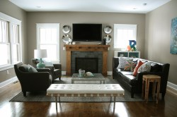 Small Of Large Living Room Furniture Placement