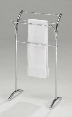 Small Of Free Standing Towel Rack