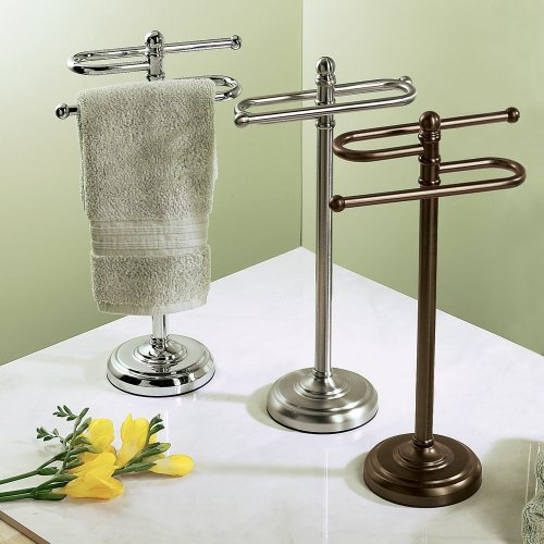 Medium Crop Of Towel Rack Stand
