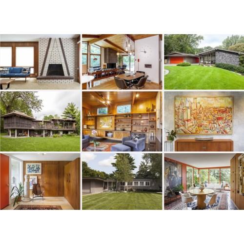 Medium Crop Of Mid Century Modern Homes